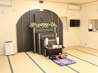 写真:【湯沢雄勝地区】メモリアルホールキコー 家族ホール藤樹 式場
