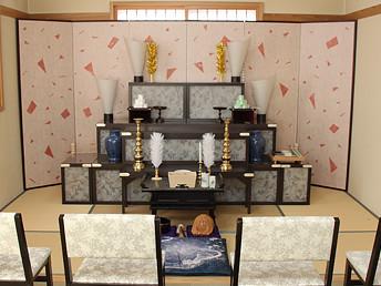 写真:【湯沢雄勝地区】メモリアルホールキコー 家族ホール孝 式場